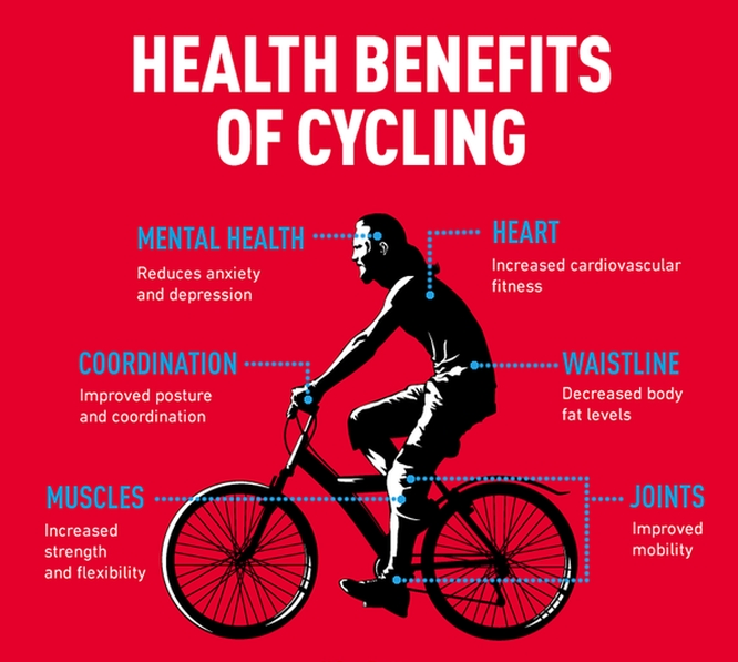 Benefits Of Cycling 1