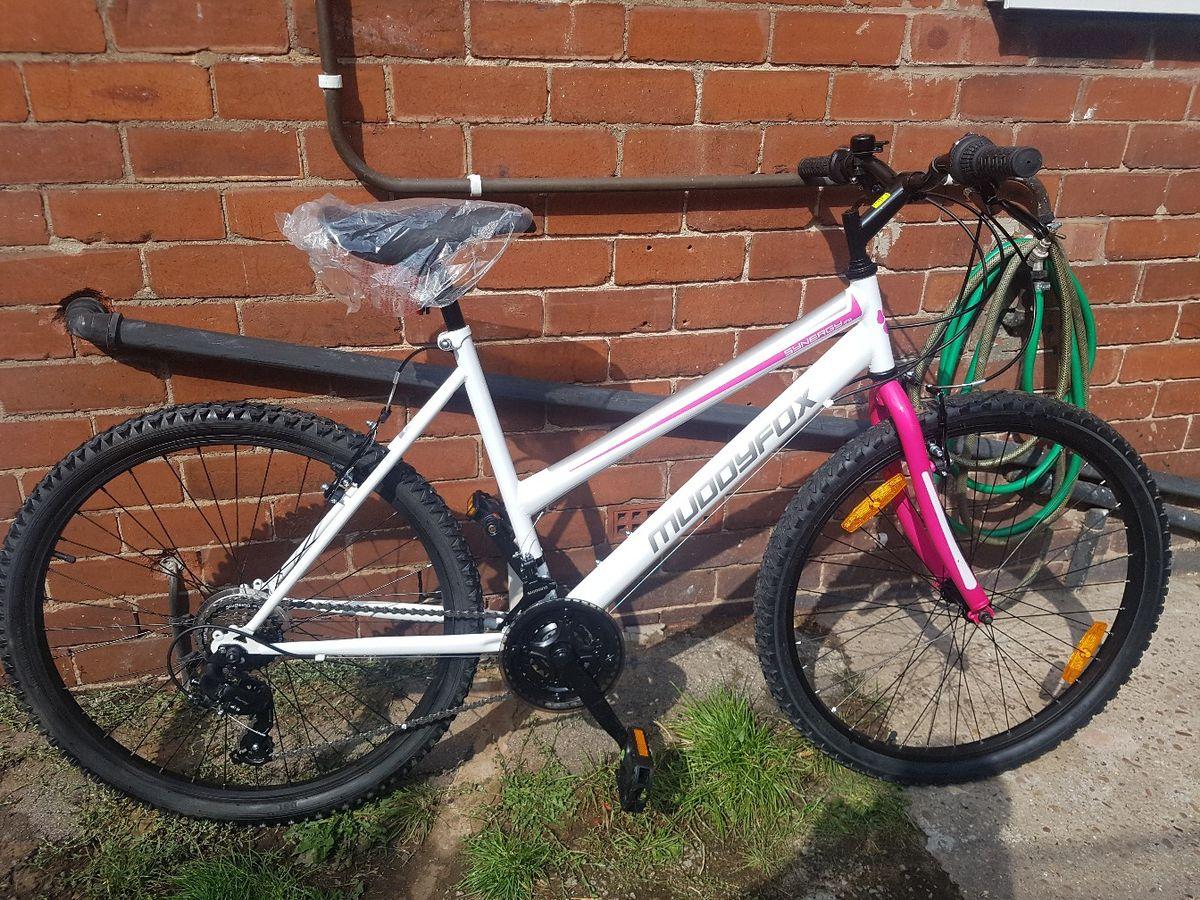 Muddyfox Womens Synergy Mountain Bike