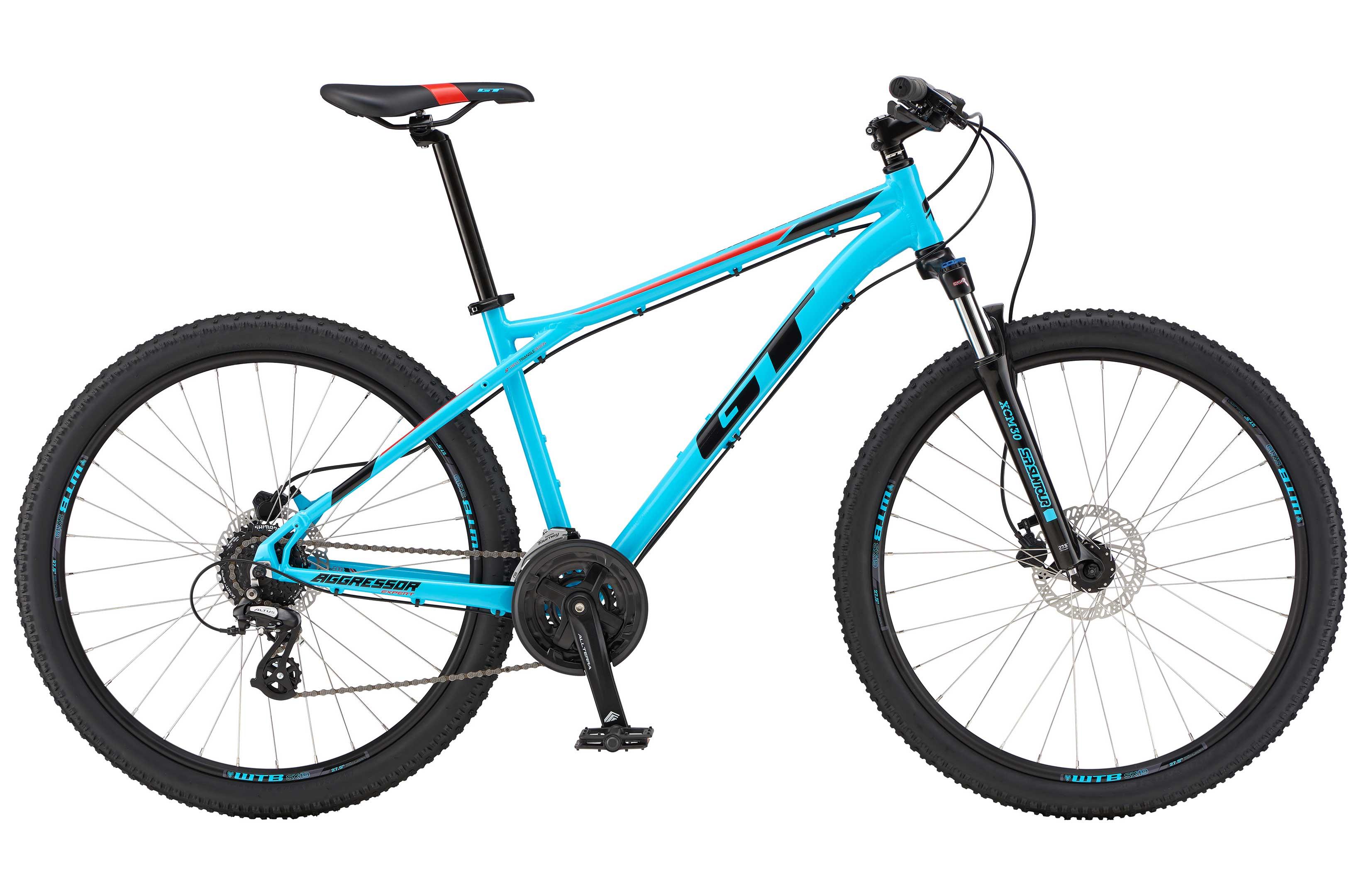 GT Aggressor mountain bike review
