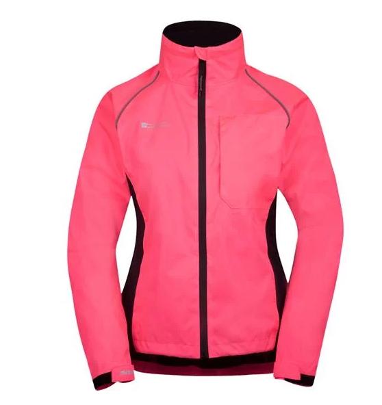 Adrenaline Womens Waterproof Iso-Viz Jacket Mountain Warehouse GB