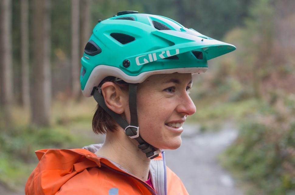 Giro Montara MIPS Helmet-7 on women
